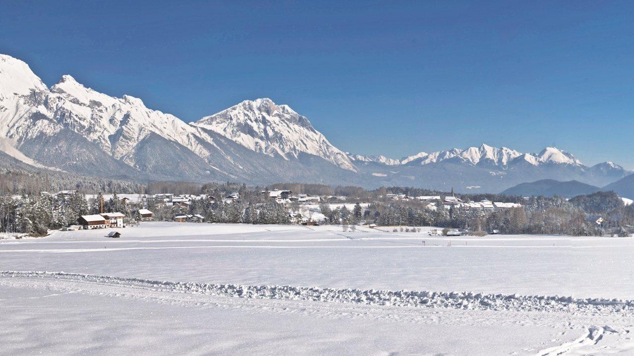 Obsteig im Winter, © Sonnenplateau Mieming & Tirol Mitte