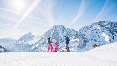 Skigebiet Ehrwalder Alm, © Tiroler Zugspitz Arena/C. Jorda
