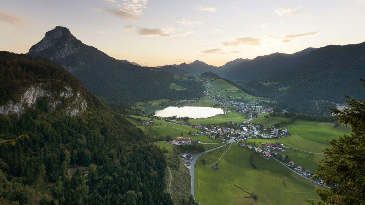Thiersee im Sommer, © Ferienland Kufstein