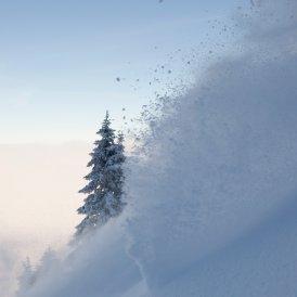 Winterlandschaft in Kitzbühel, © Tirol Werbung/Michael Rathmayr