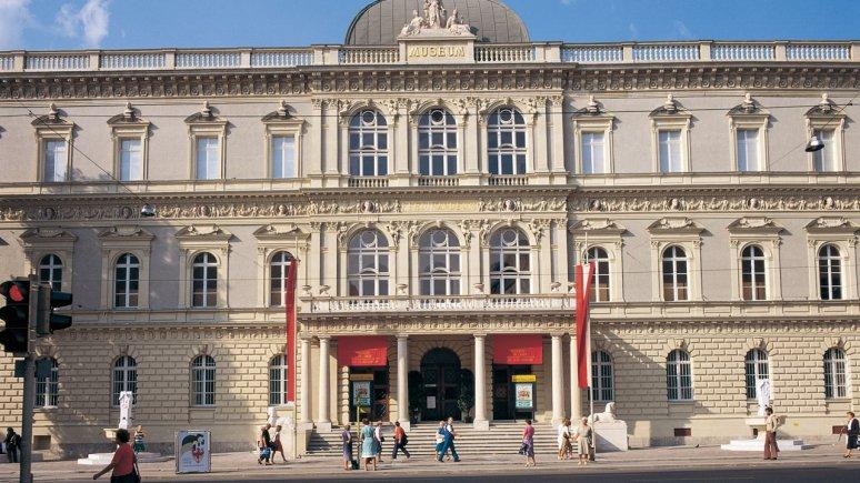 Tiroler Landesmuseum Ferdinandeum, © TVB Innsbruck