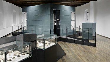 Geologische Fundstücke im Museum, © Tiroler Landesmuseen