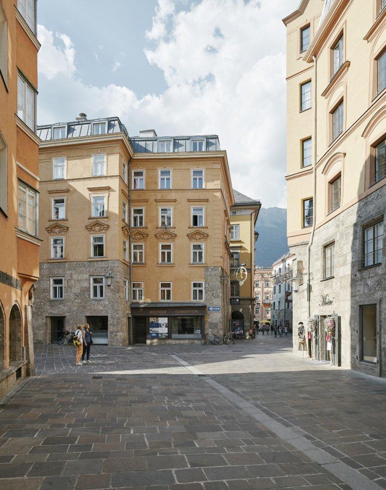 Innsbruck Altstadt , © Tirol Werbung