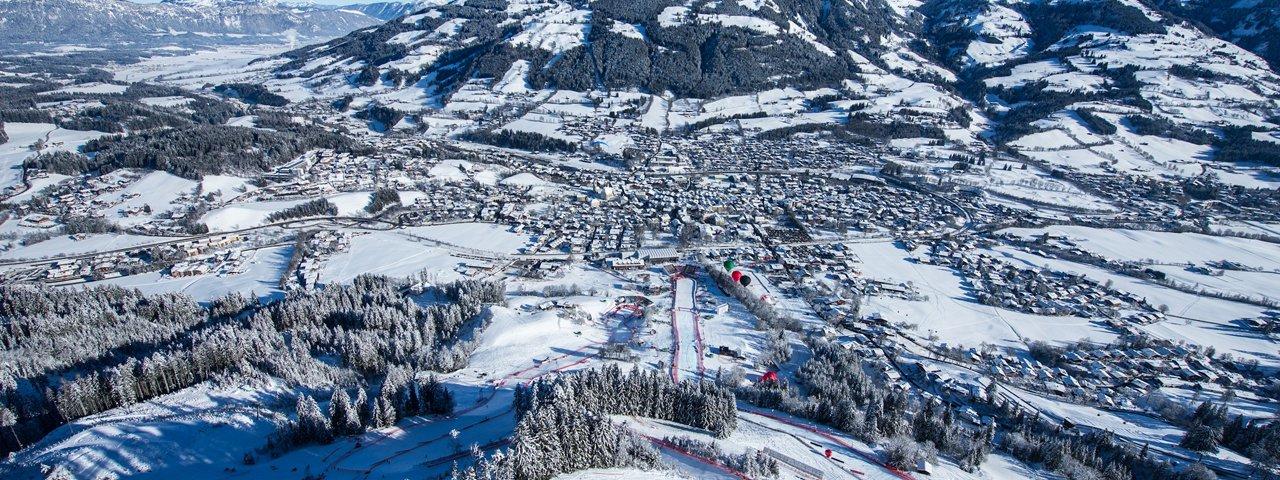Kitzbühel im Winter, © Michael Werlberger