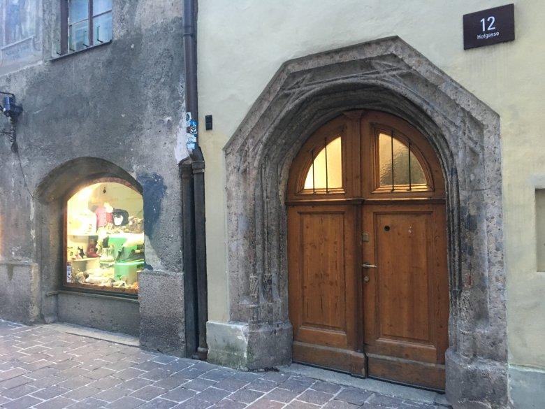 Der Flüsterbogen in Innsbruck
