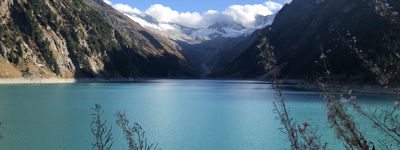 Staudamm Stillup, © Tirol Werbung/Marion Gallmetzer