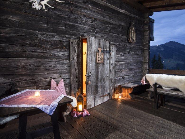 Bischoferhütte im Alpbachtal © Kostenzer