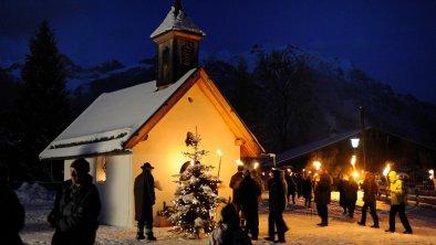 Kapellenwanderung in Leutasch, © Olympiaregion Seefeld