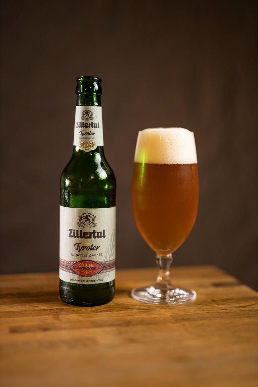 "Zillertal Bier ""Tyroler Imperial Zwickl"""