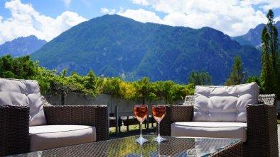 Dachterrasse, © Hotel Sonne Lienz
