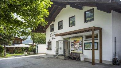 Sanitärhaus Camping Hofer, © Hannes Dabernig
