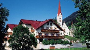 Hotel Gasthof zum Bären in Holzgau