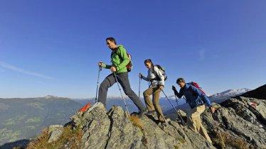 Auf dem Weg zum Marchkopf, © TVB Erste Ferienregion Zillertal