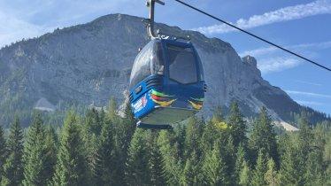 Ehrwalder Almbahn, © Tirol Werbung