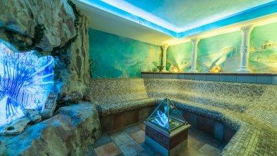Wellnessbereich_Caldarium im Hotel Riedl, © (c) VANMEY Photograpyh