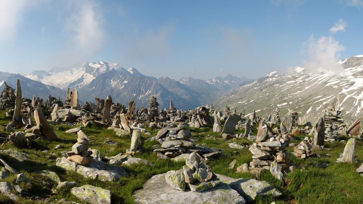 Die perfekte Ruhezone für aufmerksame, wache Menschen, denen das Hochgebirge als solches Sinneseindrücke und Action genug bietet., © Naturpark Zillertaler Alpen