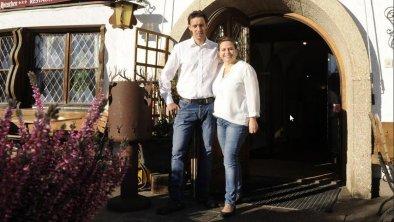 Familie Peter und Martina Scholl