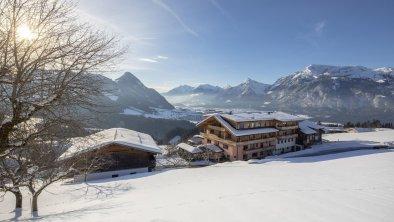 Winternansicht (2), © Fam. Kammerlander