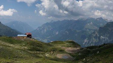 Kaltenberghütte entlang des Berggeistwegs, © Tirol Werbung/Ines Mayerl