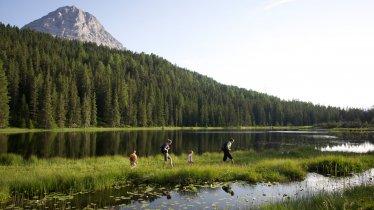 Schwarzer See, © Nauders Tourismus/Martin Lugger