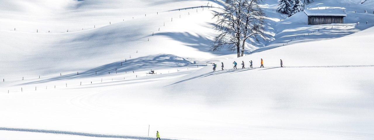 Schneeschuh- und Winterwandern in den Kitzbüheler Alpen, © Rolart Images