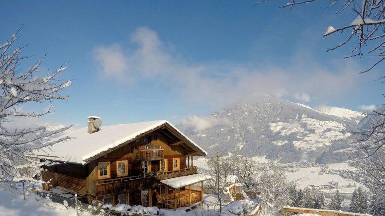 Premium Chalet Zirbe im Zillertal, © Chalets & Apartments Wachterhof