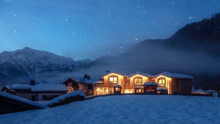 alpegg Chalets im Winter, © alpegg Chalets