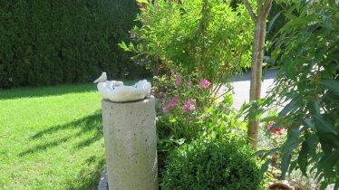 Appartements Windbichler - Garten zur Benutzung