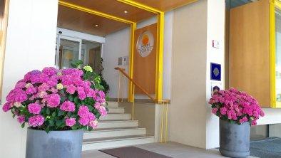 Eingang, © Hotel Sonne Lienz