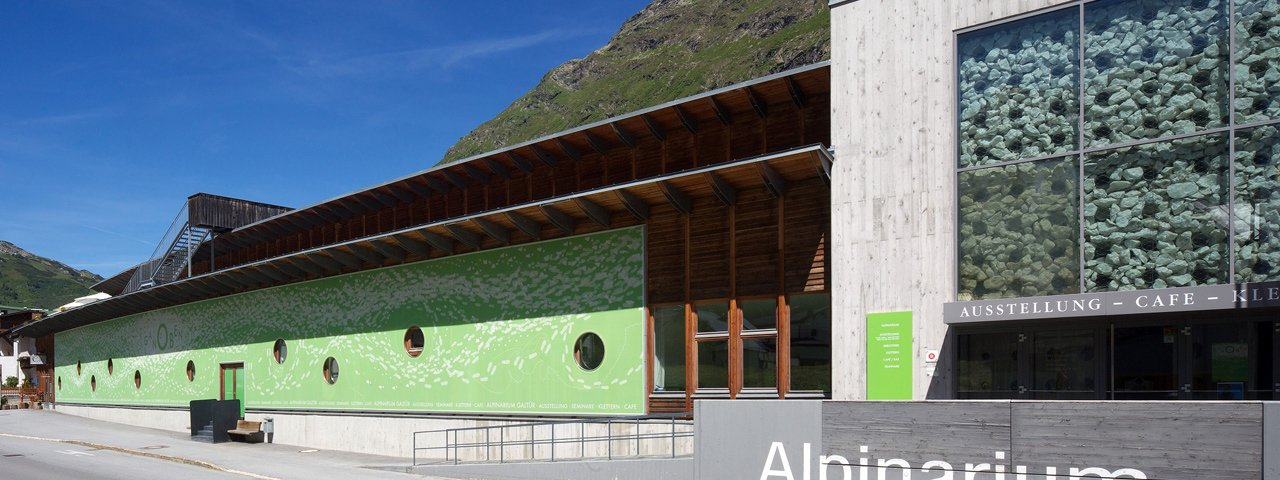 Alpinarium Galtür, © Tirol Werbung - Günter Richard Wett