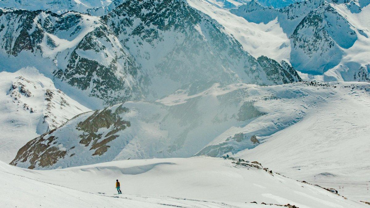 Stubaier Gletscher, © Ramon Haindl