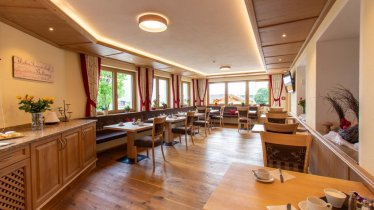 gemütlicher Frühstücksraum, © Apartements & Pension Marxenhof