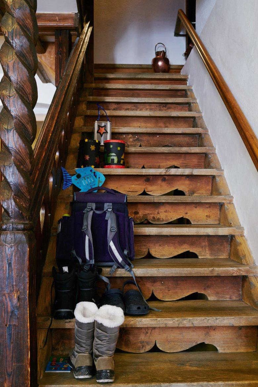 Noch bevor die Koffer auf dem Zimmer sind, fühlt man sich weniger als Gast denn als erweitertes Familienmitglied.