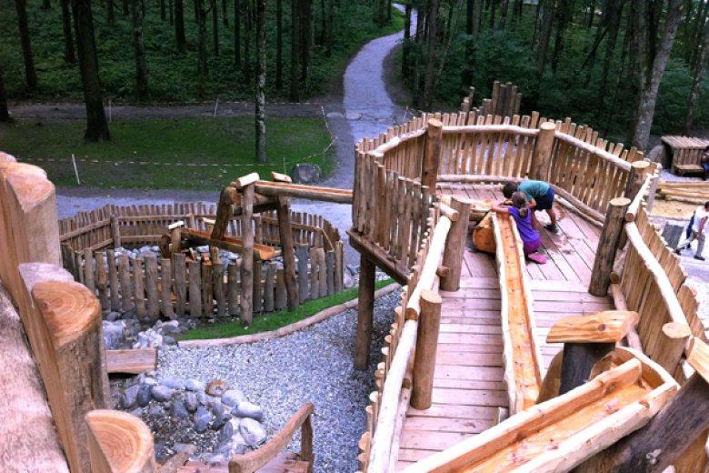 Mayrhofen Brindlang Spielplatz