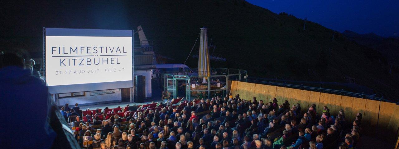 Open-Air Kino am Kitzbüheler Horn, © Filmfestival Kitzbühel