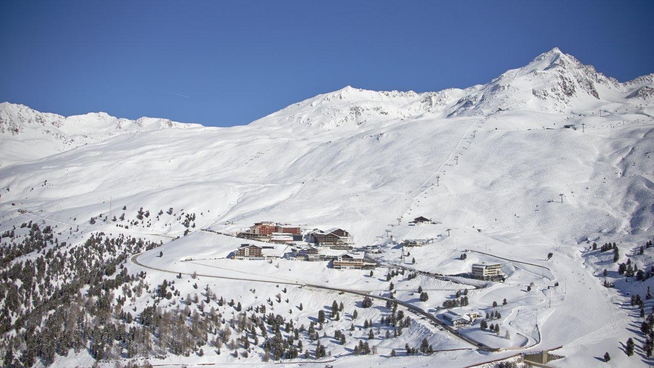 Hochgurgl im Winter, © Ötztal Tourismus/Anton Klocker
