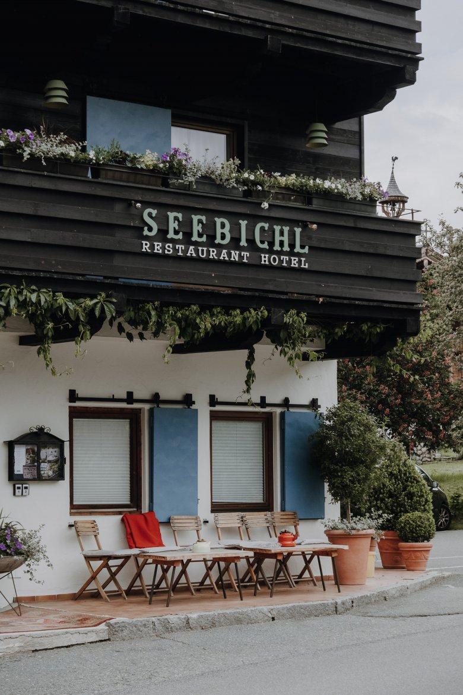 Das Hotel Seebichl am Schwarzsee in Kitzbühel: Ein Geheimtipp für die Seele.