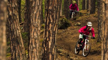 Kreuzmoos Trail in Nauders, © Nauders Tourismus