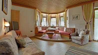 Appartement Hochzillertal Wohnzimmer