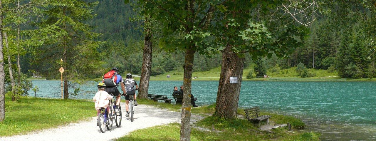 Mountain bike loop in the Pillerseetal Valley, © Tirol Werbung