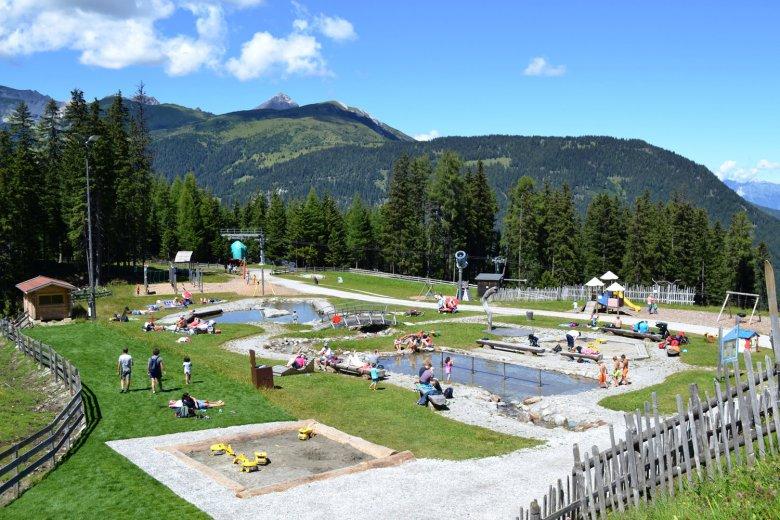 Wasserspaß. , © Tourismusverband Wipptal