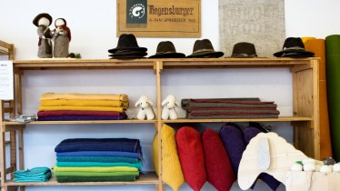 Ötztaler Schafwollzentrum, © Tirol Werbung/Lisa Hörterer
