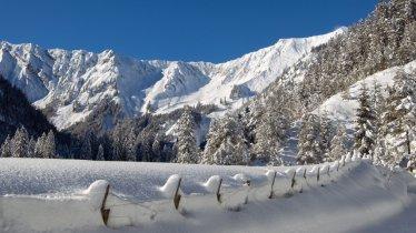 Winterwanderung ins Oberautal, © Achensee Tourismus