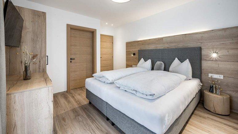 Schlafzimmer, © Alpenchalet Tirol