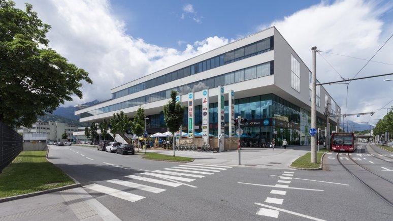 Einkaufszentrum WEST Innsbruck, © Einkaufszentrum WEST