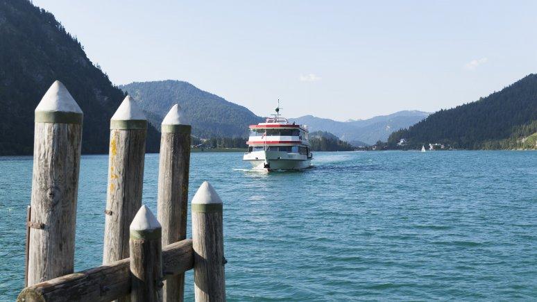 Achensee Schifffahrt, © W) Studios