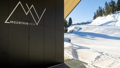 Mountain View Hochzillertal - Eingangsbereich, © Bergbahnen Hochzillertal GmbH