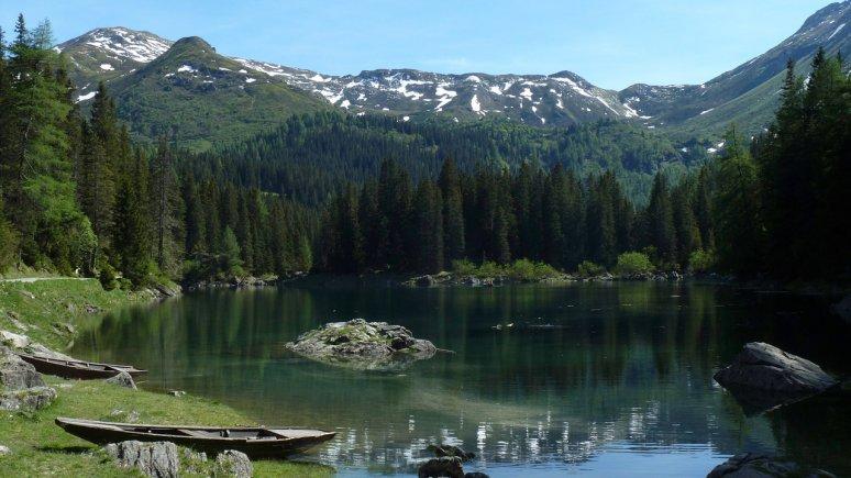 Nature Watch zum Obernberger See, © Tirol Werbung/Bernhard Aichner
