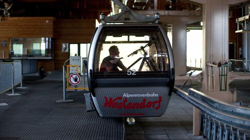 Alpenrosenbahn in Westendorf, © Tirol Werbung/Oliver Soulas