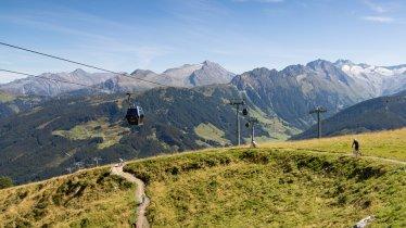Isskogelbahn in Gerlos, © Zillertal Arena